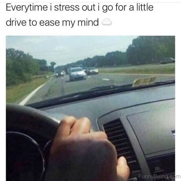 Everytime I Stress Out