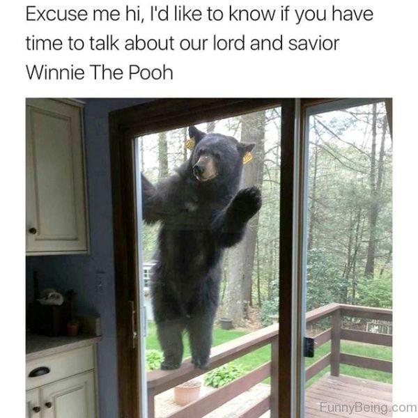 Excuse Me Hi