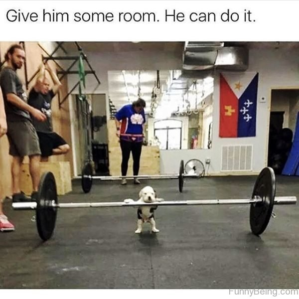 Give Him Some Room