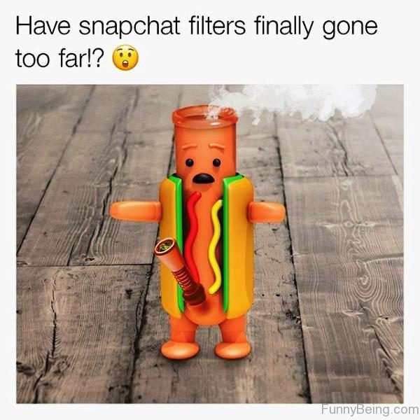 Have Snapchat Filters Finally Gone Too Far