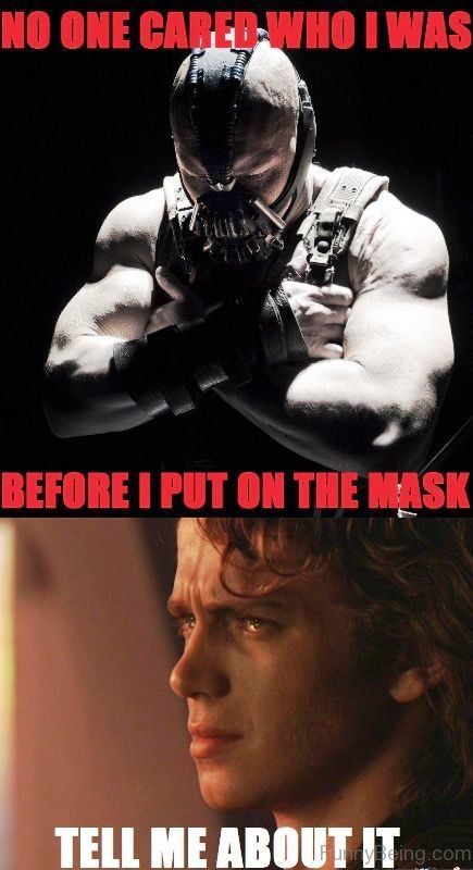 No One Cared Who I Was