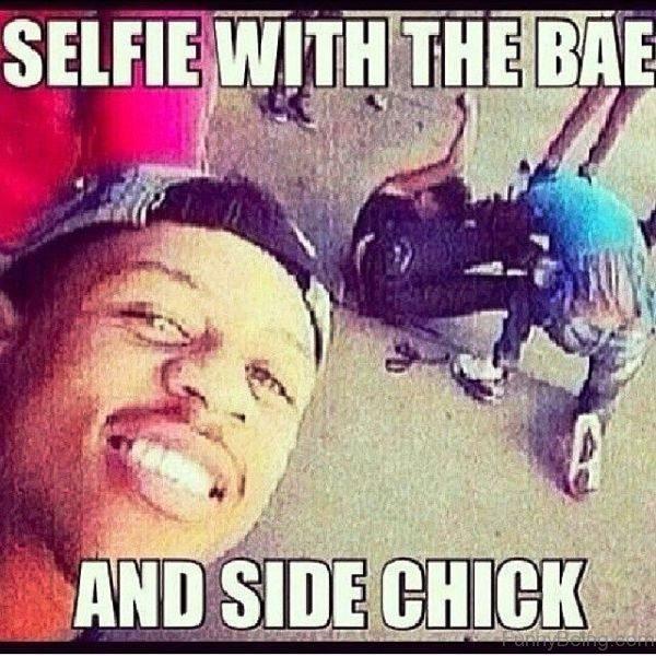 Selfie With Bae