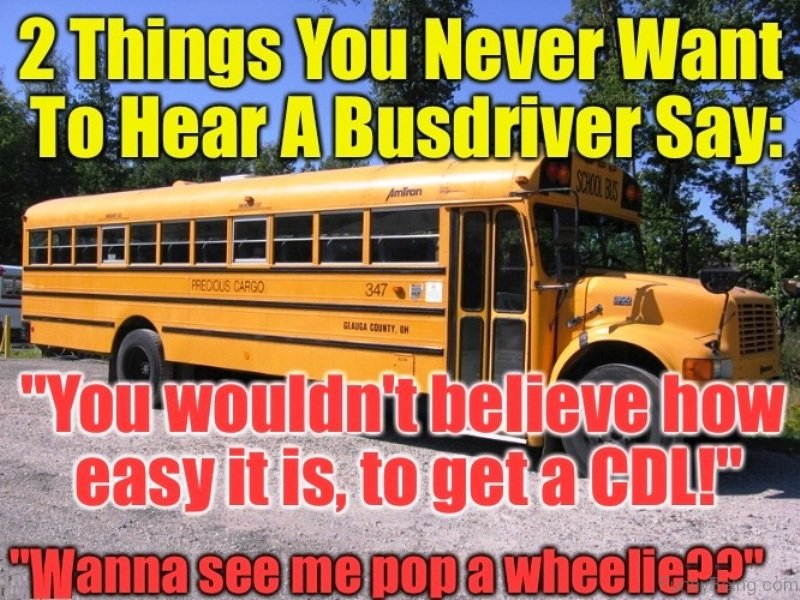 15 Most Awesome Bus Memes