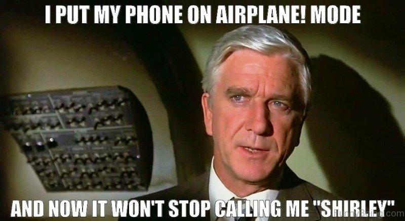 10 Greatest Airplane Memes