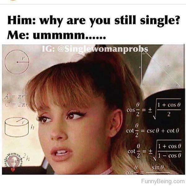 Single girl hot dog meme